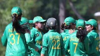 Pakistan drub Bangladesh by 9 wickets in Women's Asia Cup T20