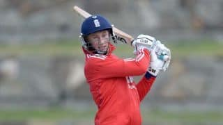England beat West Indies by 25 runs in 3rd ODI at Antigua