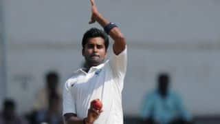 Duleep Trophy final 2014/15: South Zone skipper Vinay Kumar says poor batting cost them game