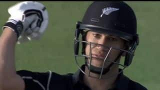 Watch: Ross Taylor publicly questions Mohammad Hafeez's bowling action; angers Sarfraz Ahmed