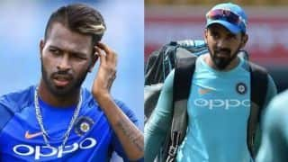 Ombudsman sends notices to Hardik Pandya, KL Rahul for deposition in chat show controversy