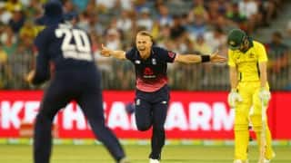 England win series 4-1 as Australia fail to chase 260