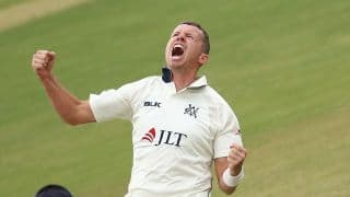 Sheffield Shield final: Peter Siddle and James Pattison run through NSW