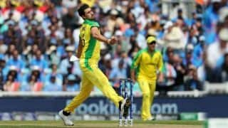 ICC Cricket World Cup 2019: Mitchell Starc says can't afford to breathe easy