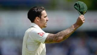 Poor Mitchell Johnson forced to acknowledge unwanted century during Ashes 2015 1st Test: Photo
