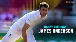 James Anderson: The Burnley Express turns 32