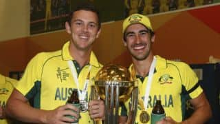 Jason Gillespie: Mitchell Starc, Josh Hazlewood will be the best fast bowling combination Australia has ever produced