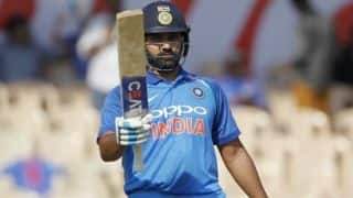 India vs West Indies: Rohit Sharma surpasses Sachin Tendulkar for most sixes in ODIs