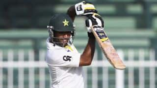 Asad Shafiq emerges as dependable No 6 for Pakistan