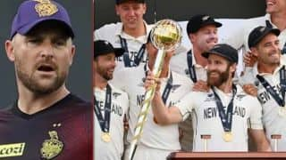 New Zealand defeat India in WTC Final: brendon mccullum appalled after kane williamson lead team win in final