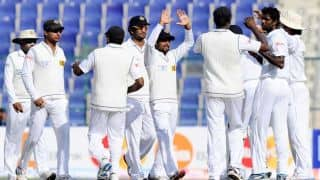 Sri Lanka win toss, elect to field against Pakistan in 2nd Test at Dubai