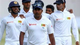 Rangana Herath's double blow takes visitors closer to victory