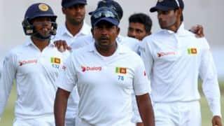Zimbabwe vs Sri Lanka, 2nd Test, Day 4: Rangana Herath's double blow takes visitors closer to victory