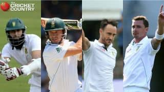 India vs South Africa 2015: Four members of visitors' squad to watch out for in upcoming Tests