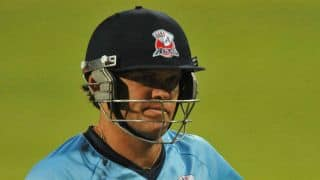 Lou Vincent banned for life by ECB and CLT20