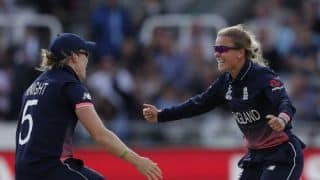 England women add Alex Hartley for India T20Is