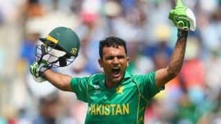 Fakhar Zaman becomes the fastest cricketer to score 1000 ODI runs