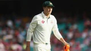 पाकिस्तान के खिलाफ पहले टेस्ट से बाहर हो सकते हैं चोटिल मैट रेनशॉ