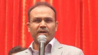 Virender Sehwag roped in as member of NADA's Appeals Panel