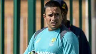 Khawaja expresses disappointment at being axed for ENG tour