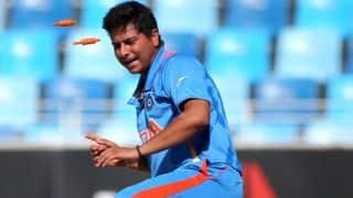 India vs Sri Lanka Under-19 World Cup 2014 5th place playoff Live Scorecard
