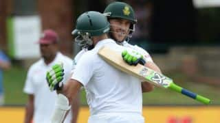 Live Streaming: South Africa vs West Indies 2014-15, 2nd Test at Port Elizabeth, Day 3