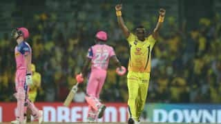 VIDEO: Bravo hands Chennai hat-trick of wins in last-over thriller