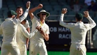 Australia's bowlers take charge with tireless display