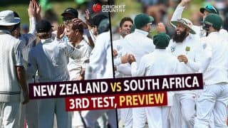 New Zealand vs South Africa, 3rd Test Preview: Season-defining match awaits both teams