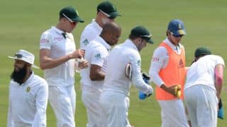 WI win toss, elect to field first against SA