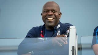 Ottis Gibson to remain with England until end of West Indies Test series