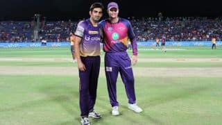 Photos: Rising Pune Supergiant (RPS) vs Kolkata Knight Riders (KKR), IPL 2017, Match 30 at Pune