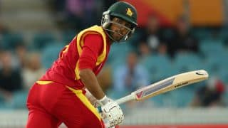 POLL: Should Sikandar Raza open the innings for Zimbabwe in the 2nd T20I vs Pakistan?