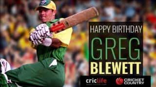Greg Blewett: 10 little-known facts about the former Australian batsman