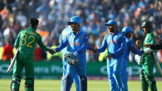 पाकिस्तान से क्रिकेट को लेकर कोई बात नहीं होगी: राजीव शुक्ला