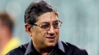 Srinivasan shields himself using name of Indian legends
