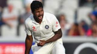 Varun Aaron says, he has to change his action to protect himself from getting injured