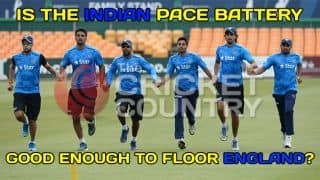 India tour of England 2014: Is the Indian pace attack good enough to floor England?