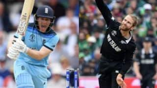ENG vs NZ, Match 41, Cricket World Cup 2019, LIVE streaming: Teams, time in IST and where to watch on TV and online in India