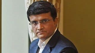 Will soon decide on removal of Pakistan cricketers photos from Eden Gardens: Sourav Ganguly