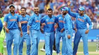 ICC Cricket World Cup 2015: India make the long travel from Perth to Hamilton