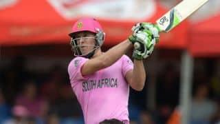 AB de Villiers smashes fastest ODI century