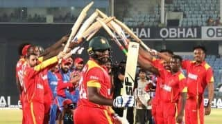 Emotional Masakadza not thinking too far ahead after heroic swansong