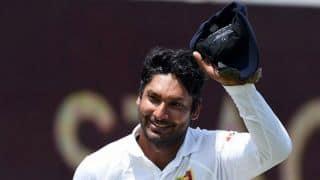 Kumar Sangakkara thanks fans following retirement