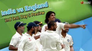 India vs England 2014, 2nd Test at Lord's Day 5 Preview: India look to wrap things up