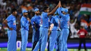 PHOTOS: India vs Bangladesh, Match 25, ICC World T20 at Bengaluru