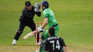 New Zealand vs Ireland, 2nd ODI, Tri-Nation series: Kiwis seal 51-run victory as Niall O'Brien's maiden ton goes in vain