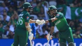 Match highlights, ICC Cricket World Cup 2019, Match 36: Pakistan stay alive with a thrilling win over Afghanistan
