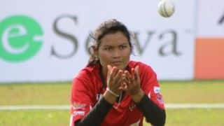 Live Streaming CRW vs LF Chitwan Rhinos Women vs  Lalitpur Falcons Women Match 5, Women Champions League T20