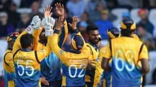Cricket World Cup 2019 - Sri Lanka aim to keep semi-finals hopes alive
